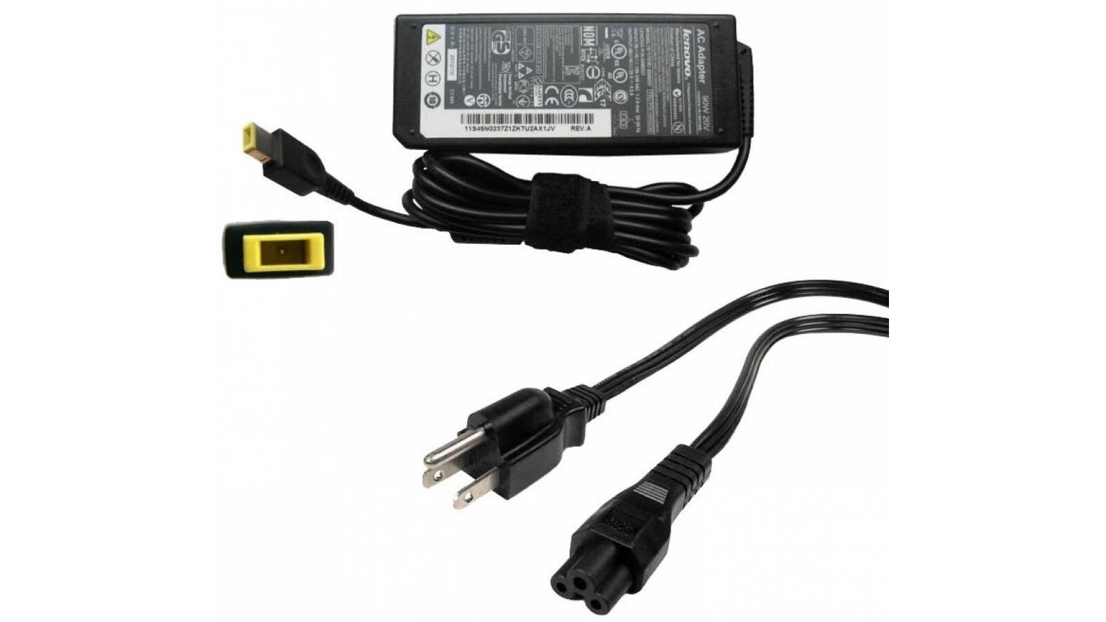 Cargador para LENOVO Tipo USB plug  20V 3.25A 65 W
