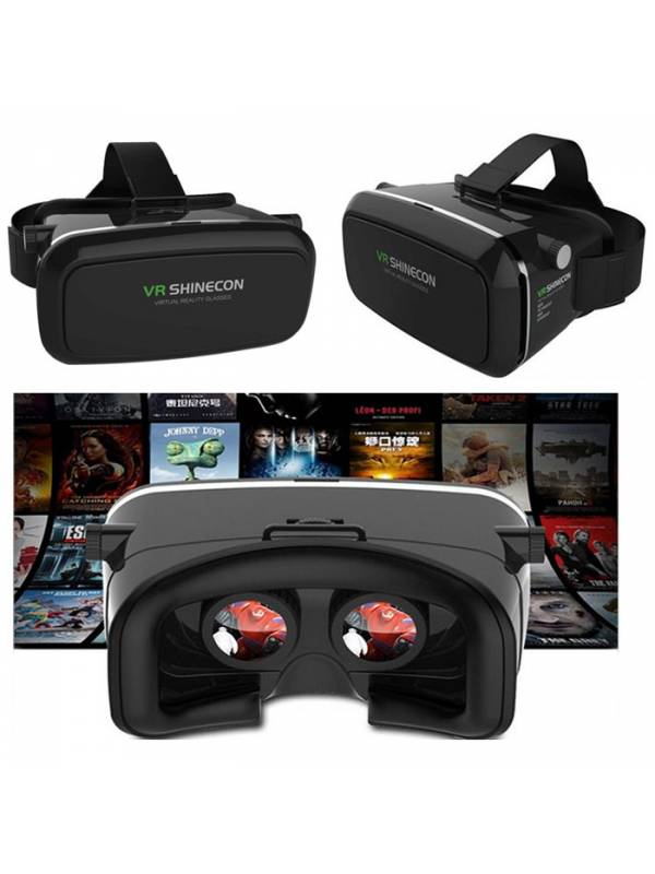 Lentes Realidad Virtual Shinecon Vr Hq