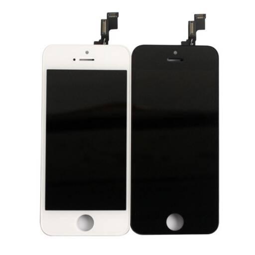 Pantalla Iphone 5s Colocada + Vidrio templado de regalo