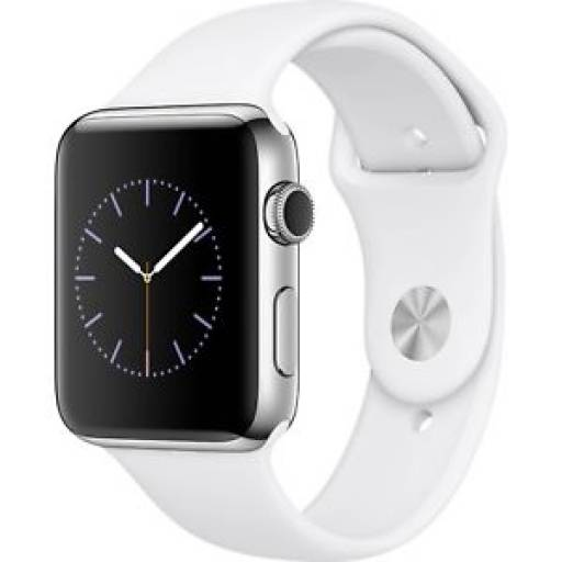 APPLE WATCH SPORT 38MM ALUMINUM CASE - SILVER