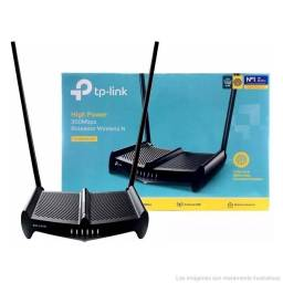 ROUTER WIFI TP-LINK ROMPEMUROS TL-WR841HP + 9DB + 2.4 GHZ + 300 MBITS + 4 10/100 MBPS + TL-WR841HP