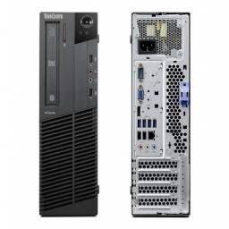 COMPUTADORA DESKTOP LENOVO M92P + CORE I5 + 4GB RAM + 250GB HDD +WINDOWS 7