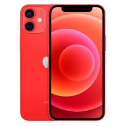 iPHONE 12 MINI + NUEVO SELLADO + 128GB ROJO + GARANTIA INTERNACIONAL APPLE + LIBRE