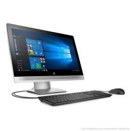 COMPUTADORA AIO HP ELITEONE 800G2 + CORE i7 + 8GB RAM + 500GB HDD + 23'' + WINDOWS 10