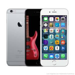 iPHONE 6S 64GB + VIDRIO TEMPLADO + LIBRE