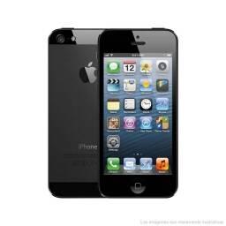 APPLE iPHONE 5 16GB + LIBRE + VIDRIO TEMPLADO