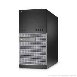 TORRE SFF DELL OPTIPLEX 7020 + CORE i5 + 4GB RAM + 320GB HDD + WINDOWS 10