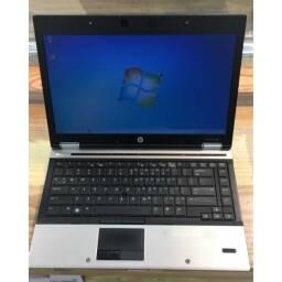 NOTEBOOK HP ELITEBOOK 8440P + CORE i5 + 8GB RAM + 250GB HDD + NVIDIA + WEBCAM + WINDOWS 7