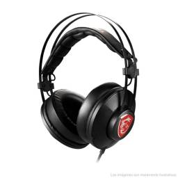 AURICULARES GAMER MSI STEREO H991 DRAGON SERIES PC XBOX PS4