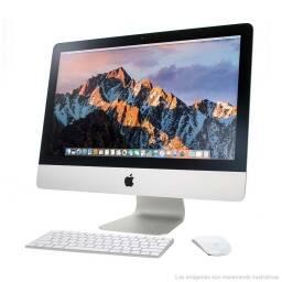 COMPUTADORA AIO iMAC + CORE i5 + 8GB RAM + 1TB HDD + 21'' + MAC OS CATALINA