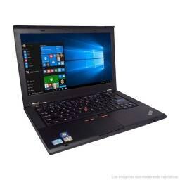 NOTEBOOK LENOVO THINKPAD T420S + CORE i5 + 4GB + 320GB HDD + 14'' + WINDOWS 10