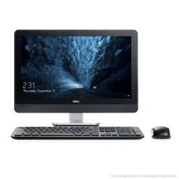 COMPUTADORA AIO DELL OPTIPLEX 9010 + CORE i5 + 8GB RAM + 250GB HDD + 23'' + WINDOWS 10