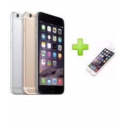 APPLE iPHONE 6 PLUS 16GB SPACE GRAY + VIDRIO TEMPLADO