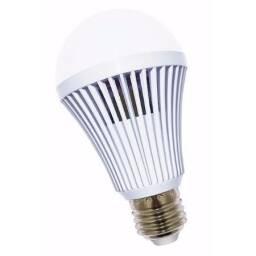 Lampara Led 9w Luz Cálida o Luz Fría Rosca E27