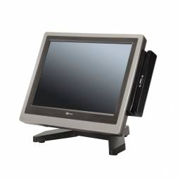 "Equipo All in One NCR RealPOS 50 Terminal 15"" Touchscreen, Intel Celeron 2.2Ghz, 4gb, 250gb - Recertificado"