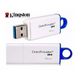 PENDRIVE KINGSTON 128GB 100