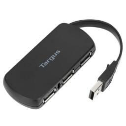 HUB USB 2.0 TARGUS 4 PUERTOS USB TIPO A