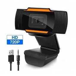 CAMARA WEB HD 720P CON MICROFONO