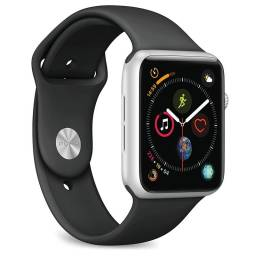 APPLE WATCH SPORT 38MM 3RA GEN ALUMINUM CASE SILVER