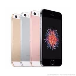 iPHONE SE 16GB + VIDRIO TEMPLADO + LIBRE