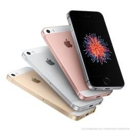iPHONE SE 32GB + VIDRIO TEMPLADO + LIBRE
