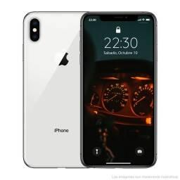 iPHONE XS 256GB + VIDRIO TEMPLADO + CARGADOR INALÁMBRICO + LIBRE