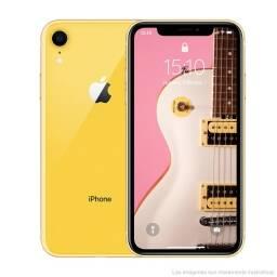 iPHONE XR 64GB + VIDRIO TEMPLADO + CARGADOR INALÁMBRICO + LIBRE