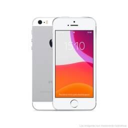 iPHONE 5S 16GB + VIDRIO TEMPLADO + LIBRE
