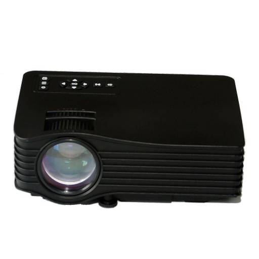 MINI PROYECTOR MULTIMEDIA LED 1200 WIFI 1080P HDMI USB