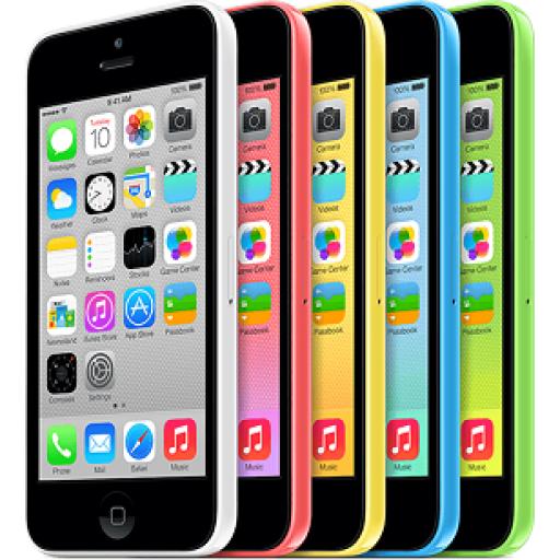 Apple Iphone 5c 32gb libre para Antel/Claro/Movistar recertificado usado