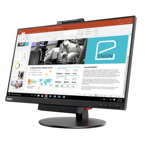 AIO LENOVO 23.8'' THINKCENTRE CORE I5-6500T + 4 GB + 128 SSD + Win 10 Pro