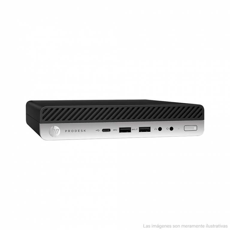 MINI PC HP TINY 800 G5 + CORE i7 + 16GB RAM + 512GB SSD + WINDOWS 10