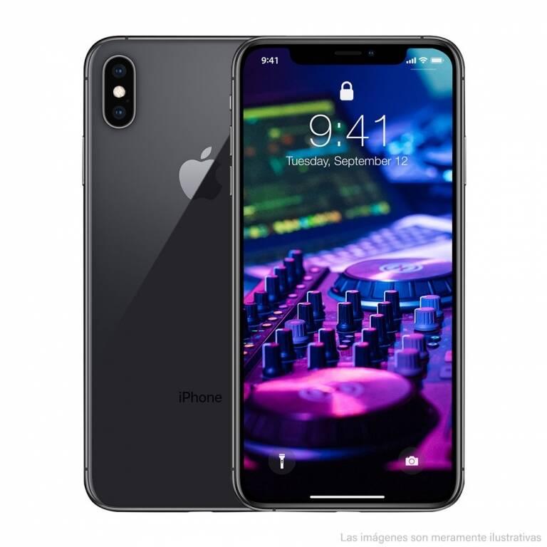 iPHONE X 64GB + VIDRIO TEMPLADO + CARGADOR INALÁMBRICO + LIBRE