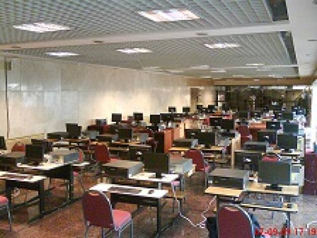 PALACIO LEGISLATIVO - Sala examen taquigrafos