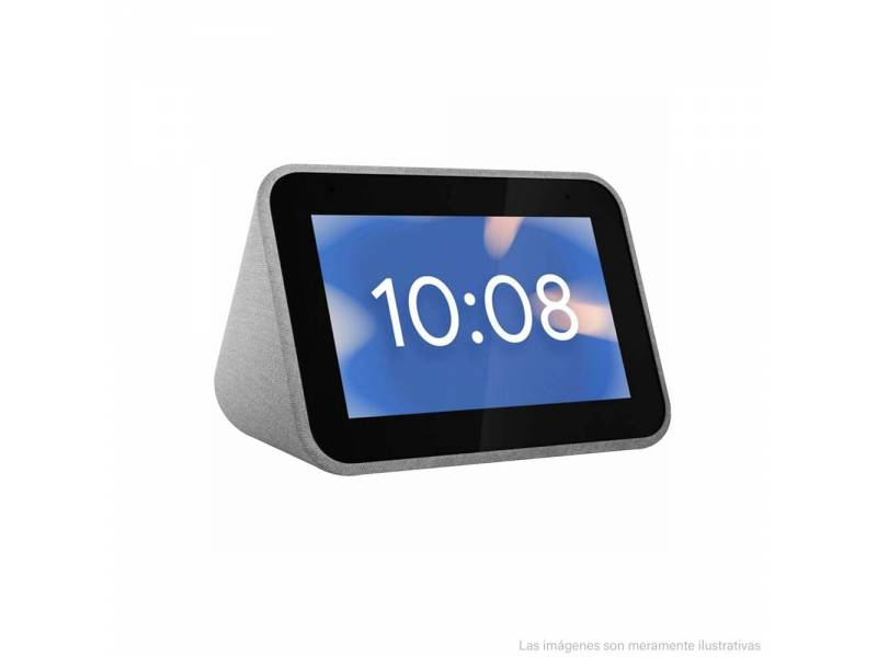 LENOVO SMART CLOCK CON ALTAVOZ Y GOOGLE ASSISTANT CD-24501F