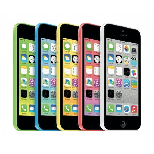 Apple Iphone 5c 16gb libre para Antel/Claro/Movistar recertificado