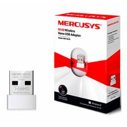 TARJETA RED WIRELESS MERCUSYS NANO MW150UM